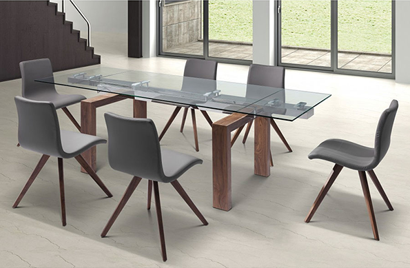 Dugan Modern Extension Table