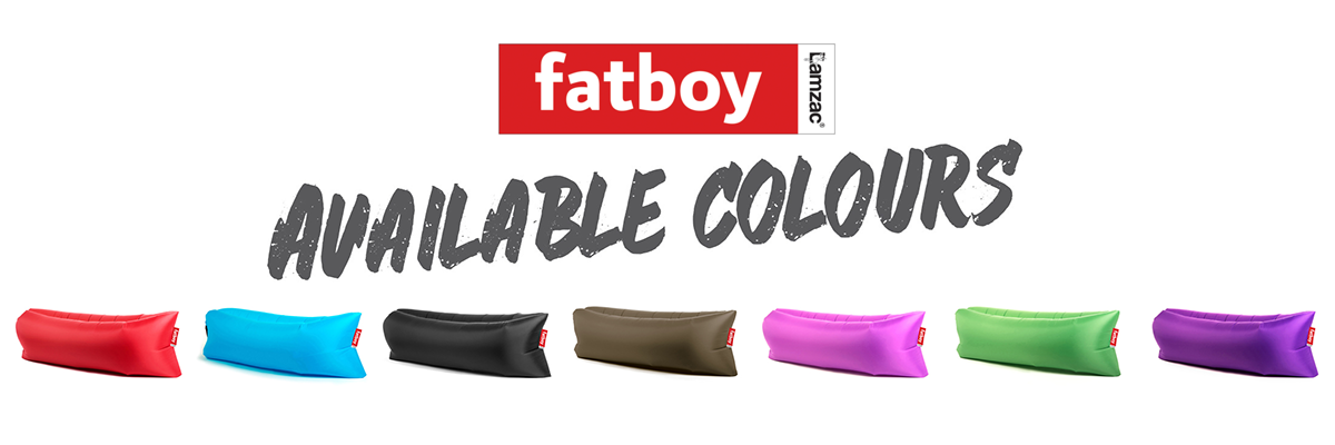 The Lamzac Inflatable Lounge is now available in a variety of colors at Eurway