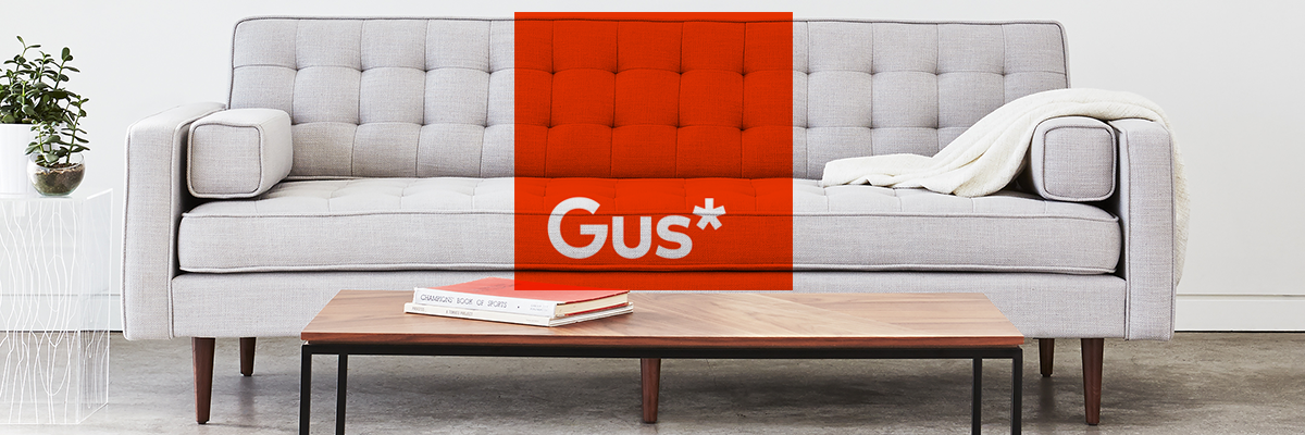 New Modern Furniture from Gus* Modern