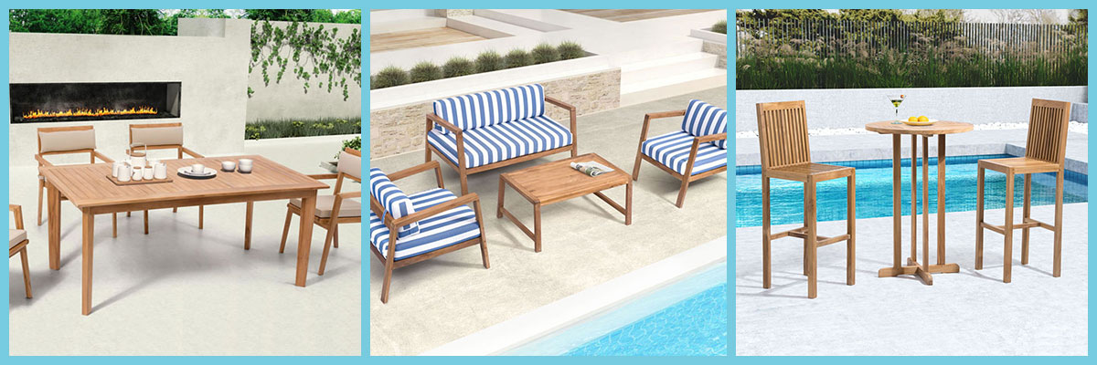Shop for Modern Outdoor Furniture at Eurway.com