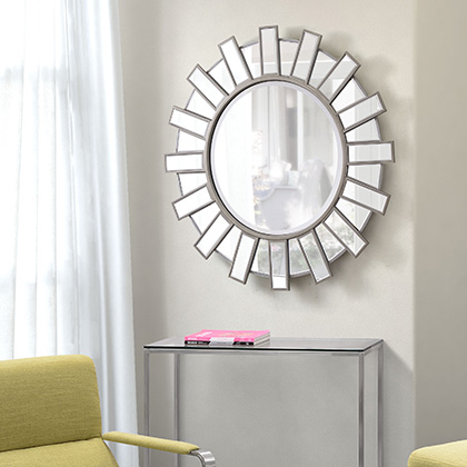 Modern Wall Mirrors and Floor Mirrors