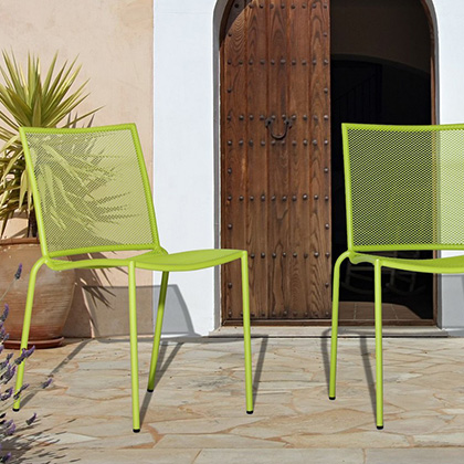 Modern Outdoor Chairs and Seating