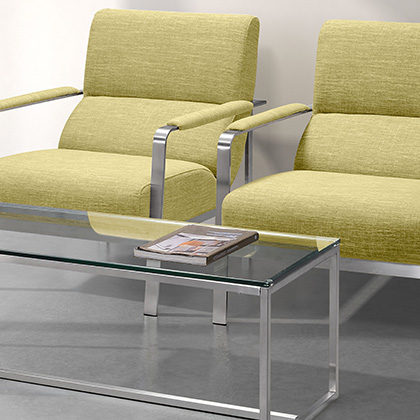 modern reception seating amy modern office chair