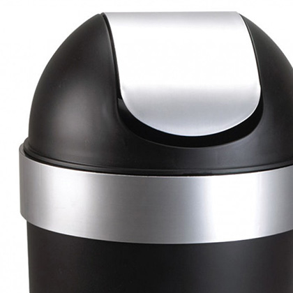 Modern Wastebaskets and Trash Cans