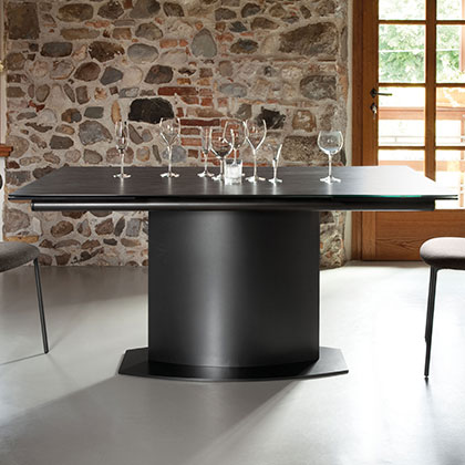 Authentic Italian Made Modern Tables