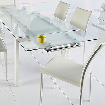Modern Extension Dining Tables