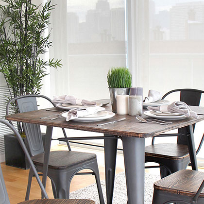 Modern Square Dining Tables