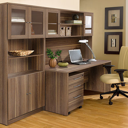 The Series 100 Modern Office Furniture Collection at Eurway.com