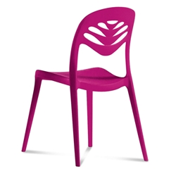 4u2 Purple Modern Dining Chair