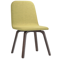 Acclaim Contemporary Green Dining Chair