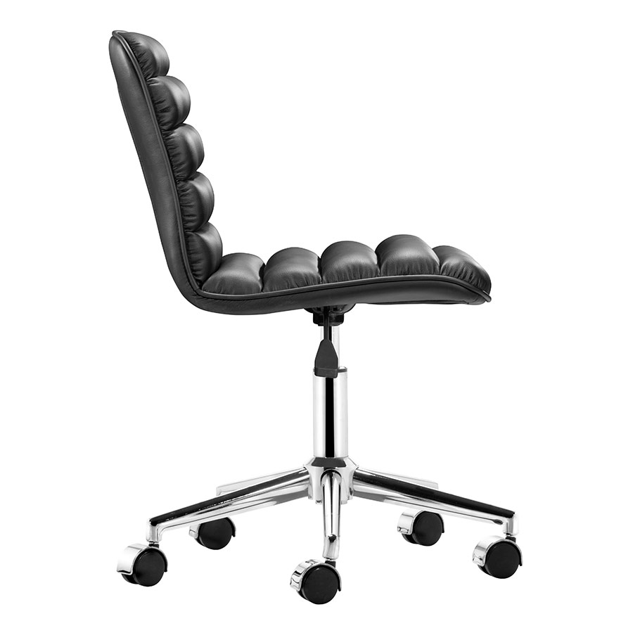 Adam Modern Office Chair - Side View