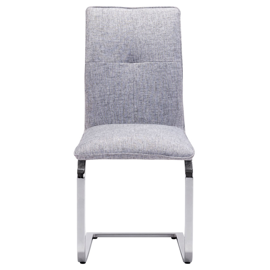 Agda Gray Contemporary Dining Chair