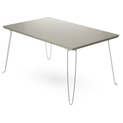 Alaska Modern Coffee Table in Grey
