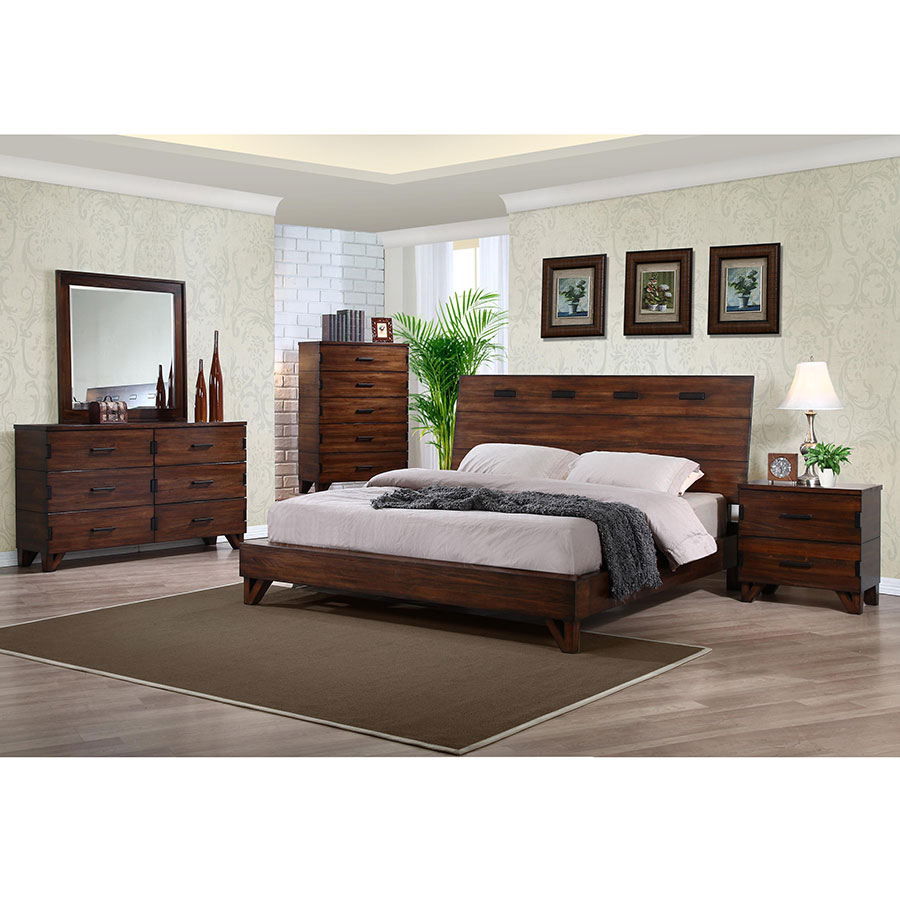 Alastair Modern Bedroom Collection