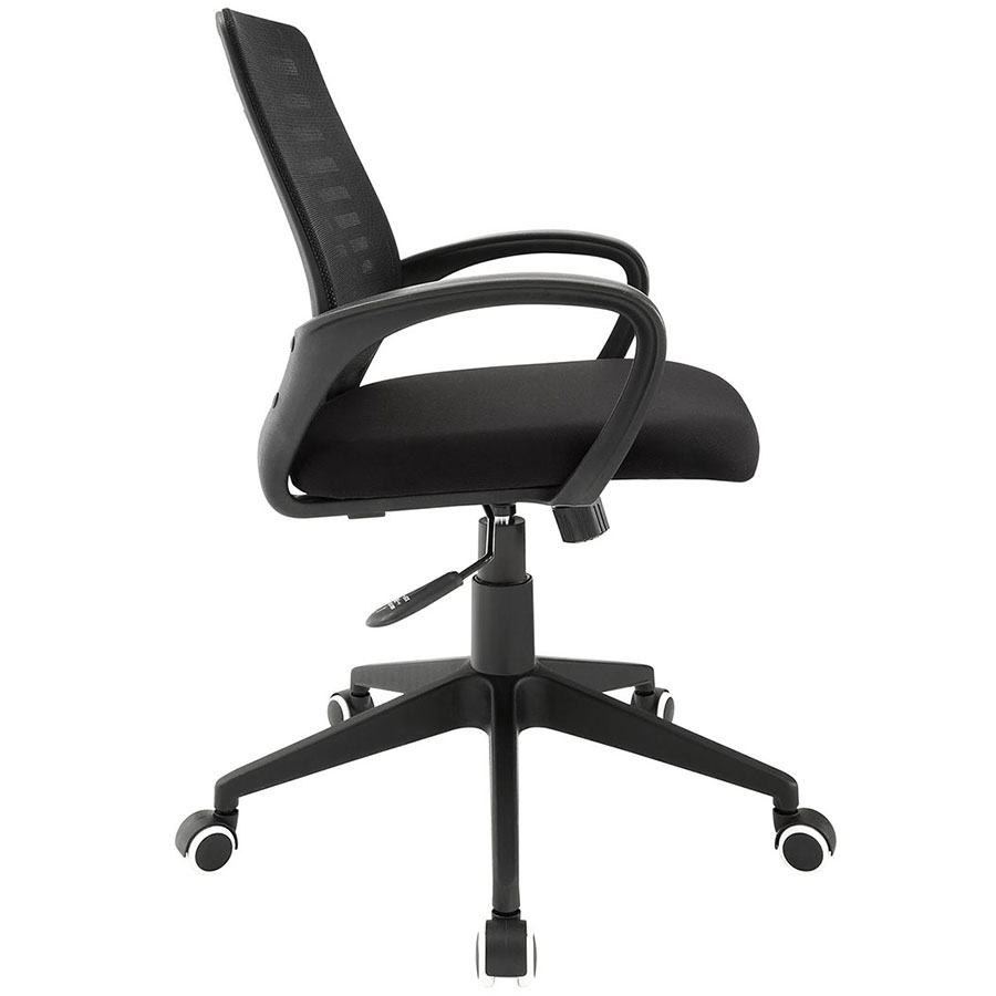 Antonio Modern Office Chair - Side View