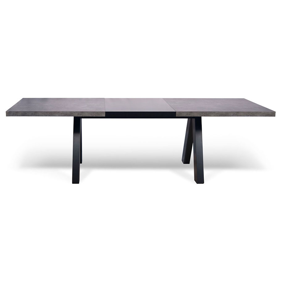 Apex Extending Contemporary Dining Table
