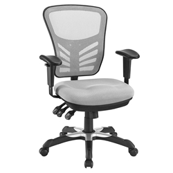 Arbon Gray Modern Office Chair
