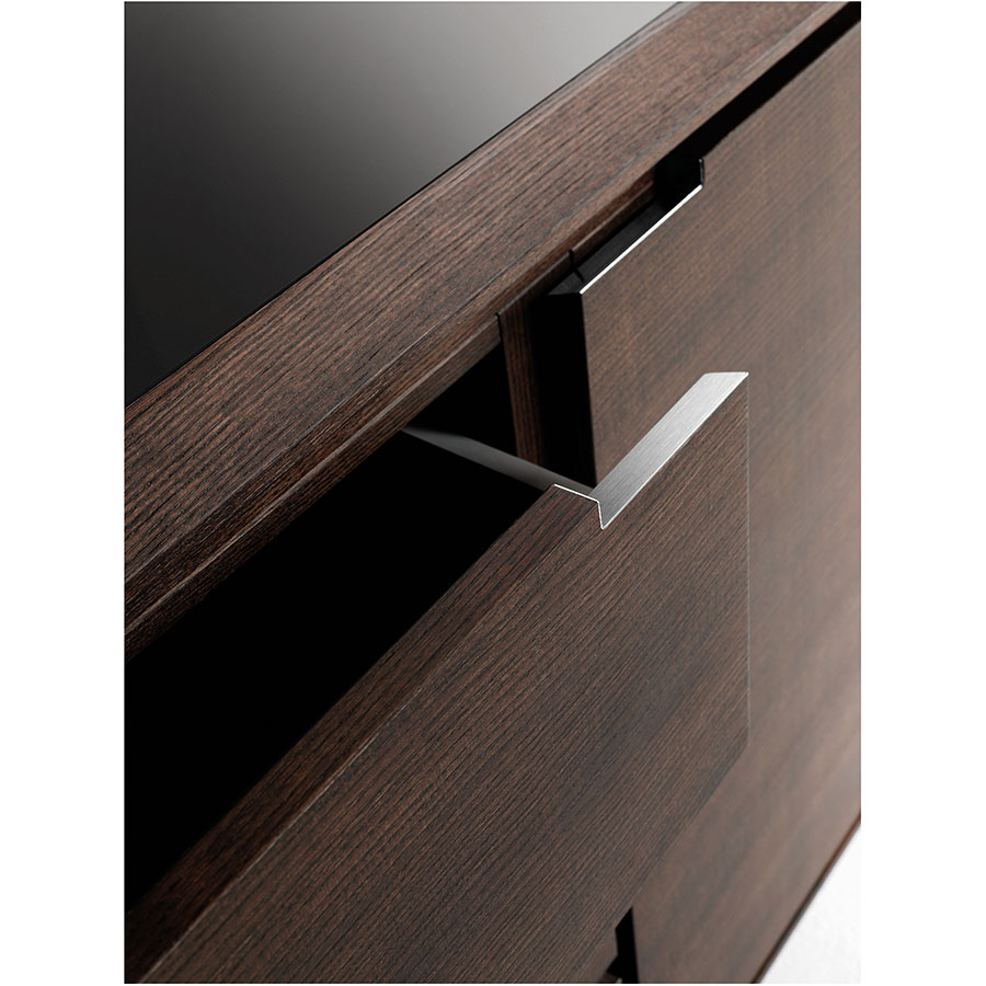 Arden Chocolate Walnut Modern Sideboard