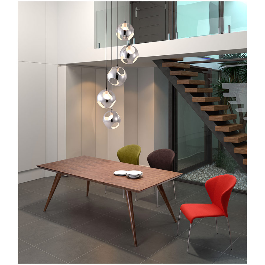 Asteroid Modern Staggered Hanging Light