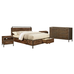 Audrey Modern Bedroom Set