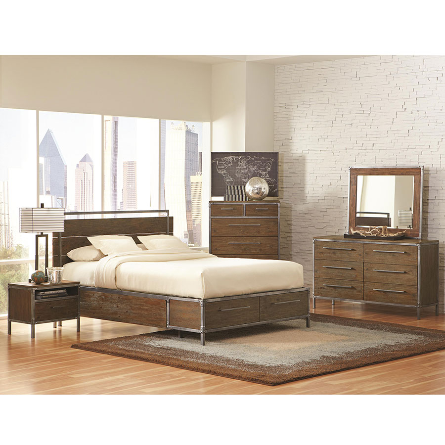 Audrey Modern Bedroom Collection