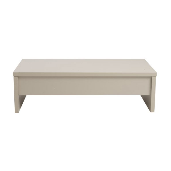 Aurora Convertible Taupe Coffee Table Eurway Modern