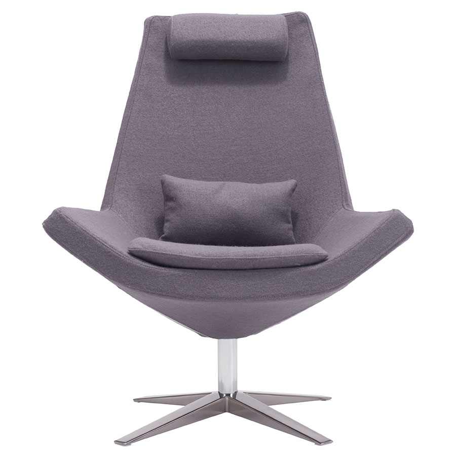 Bakir Contemporary Lounge Chair
