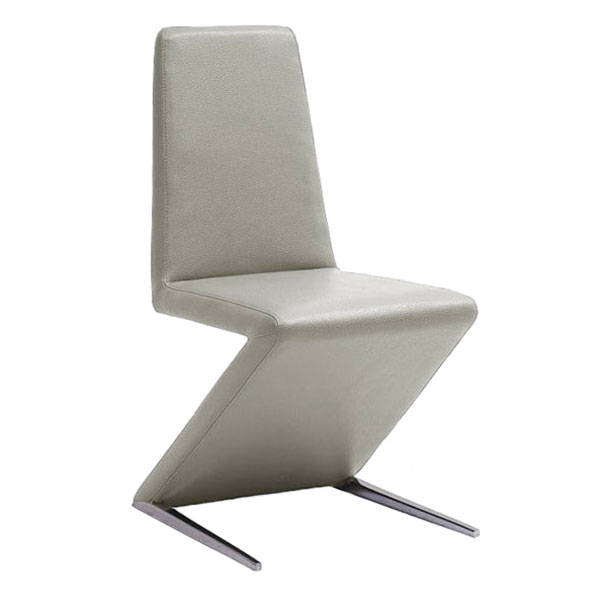 Basilio Contmeporary Taupe Dining Chair