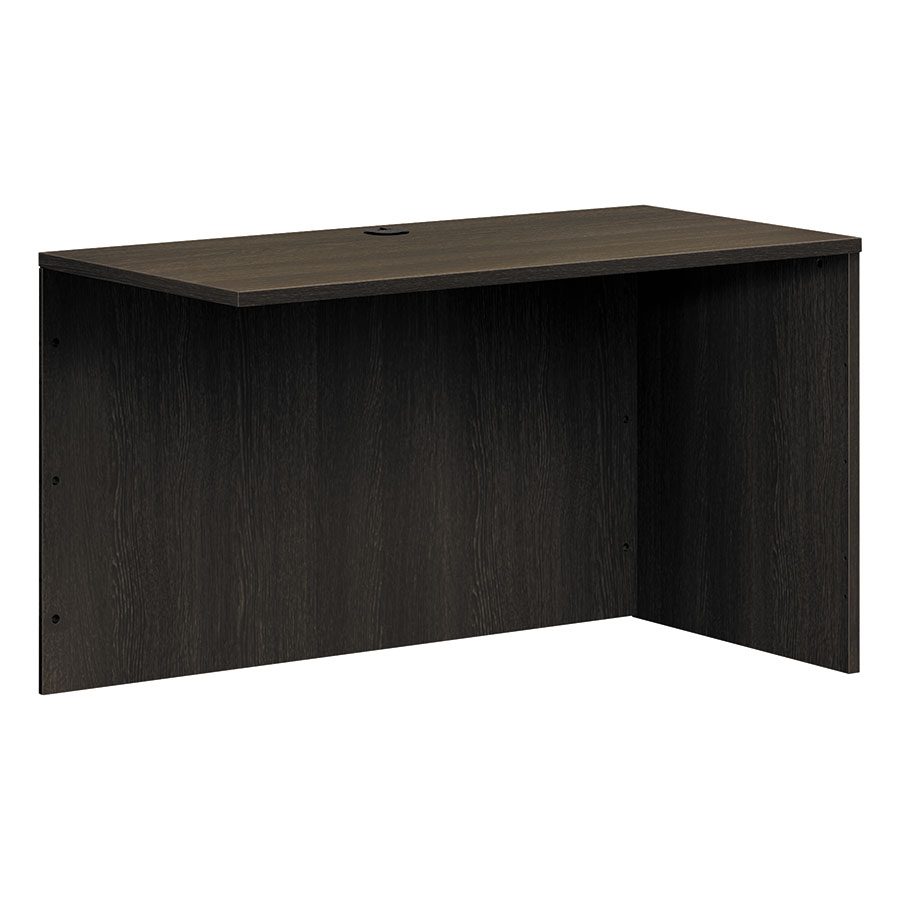 Bellevue Modern Espresso 48 Inch Return Desk