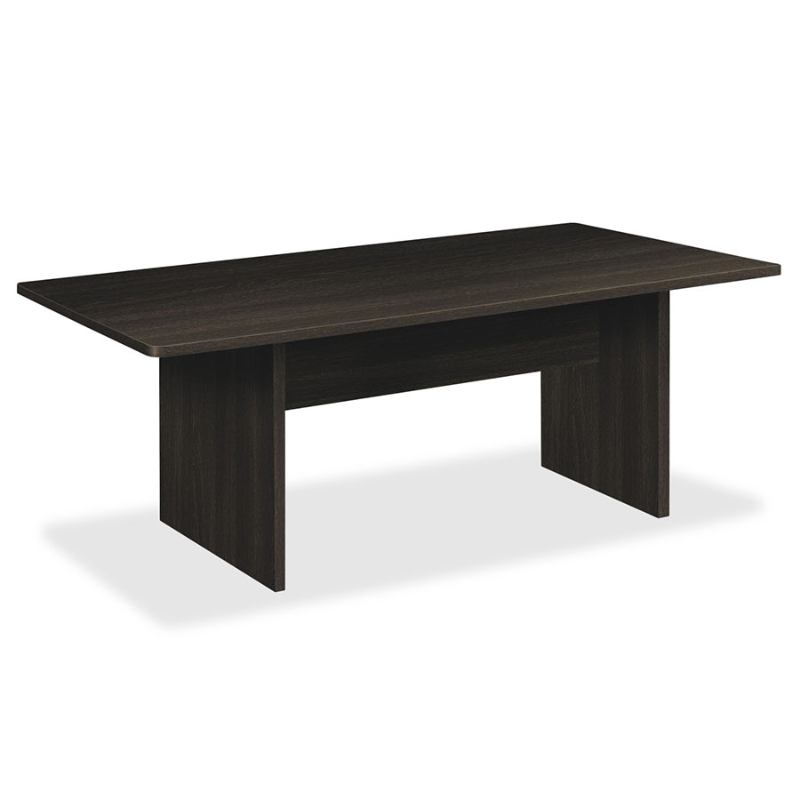 Bellevue Modern Espresso 72 Inch Conference Table