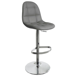 Benjamin Gray Modern Adjustable Height Stool