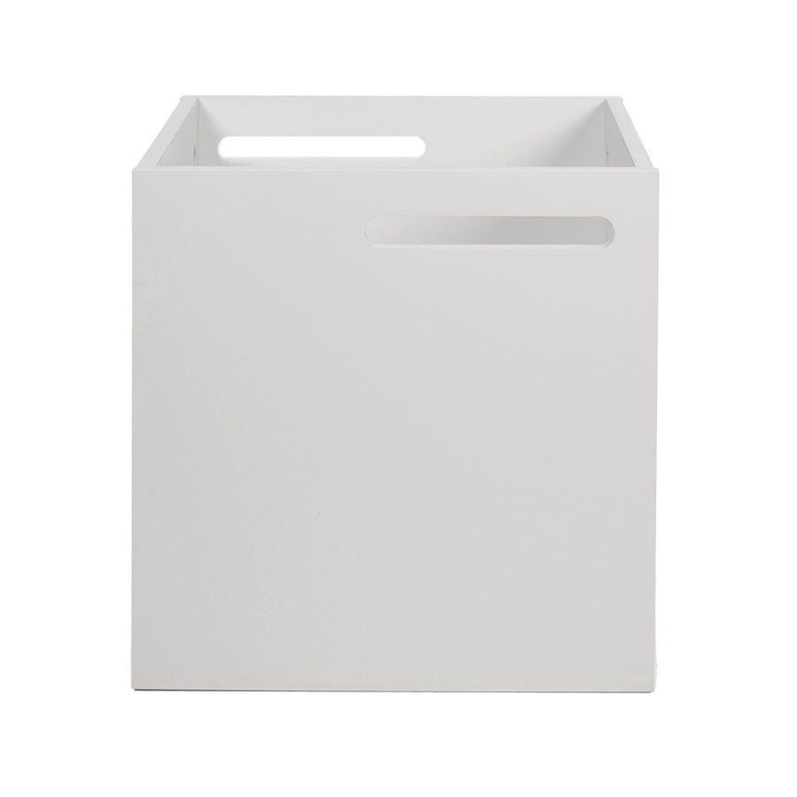 Berlin Light Gray Contemporary Box Front