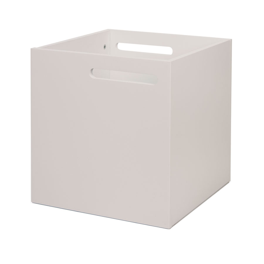 Berlin Light Gray Contemporary Box
