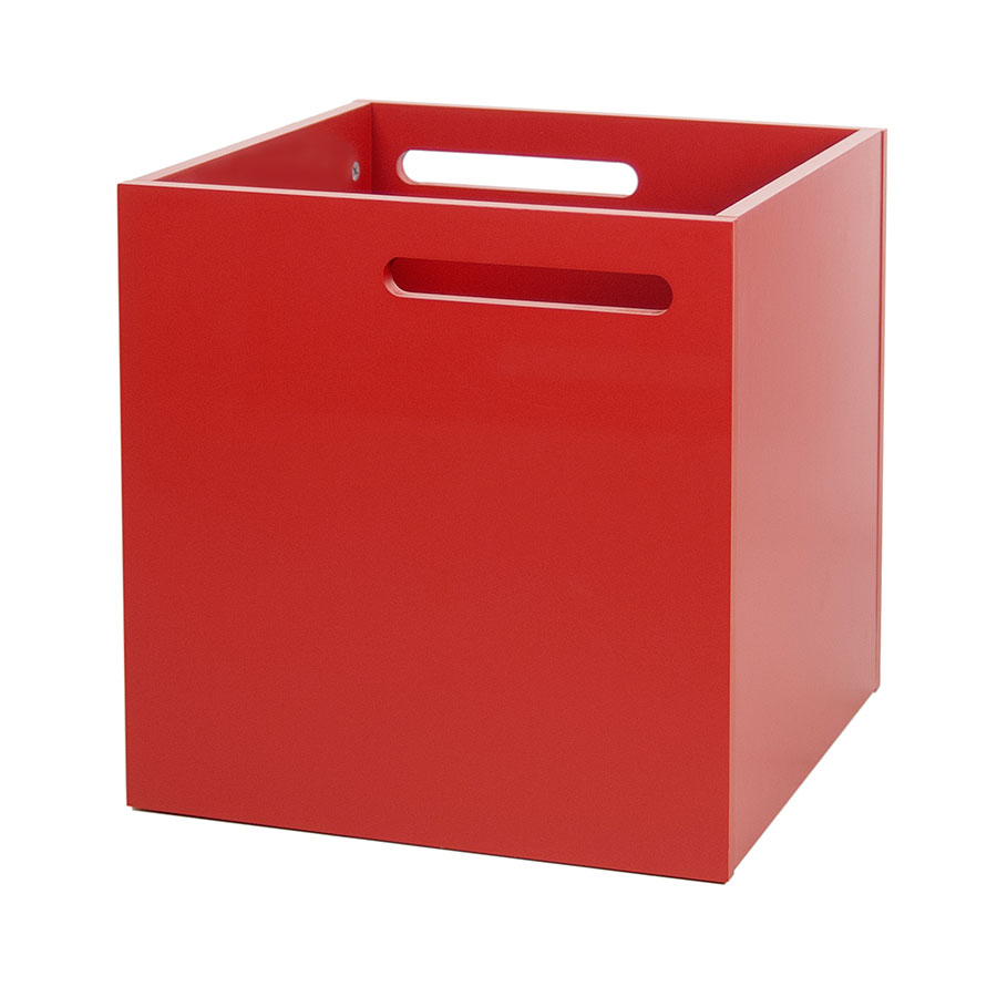 Berlin Red Contemporary Box