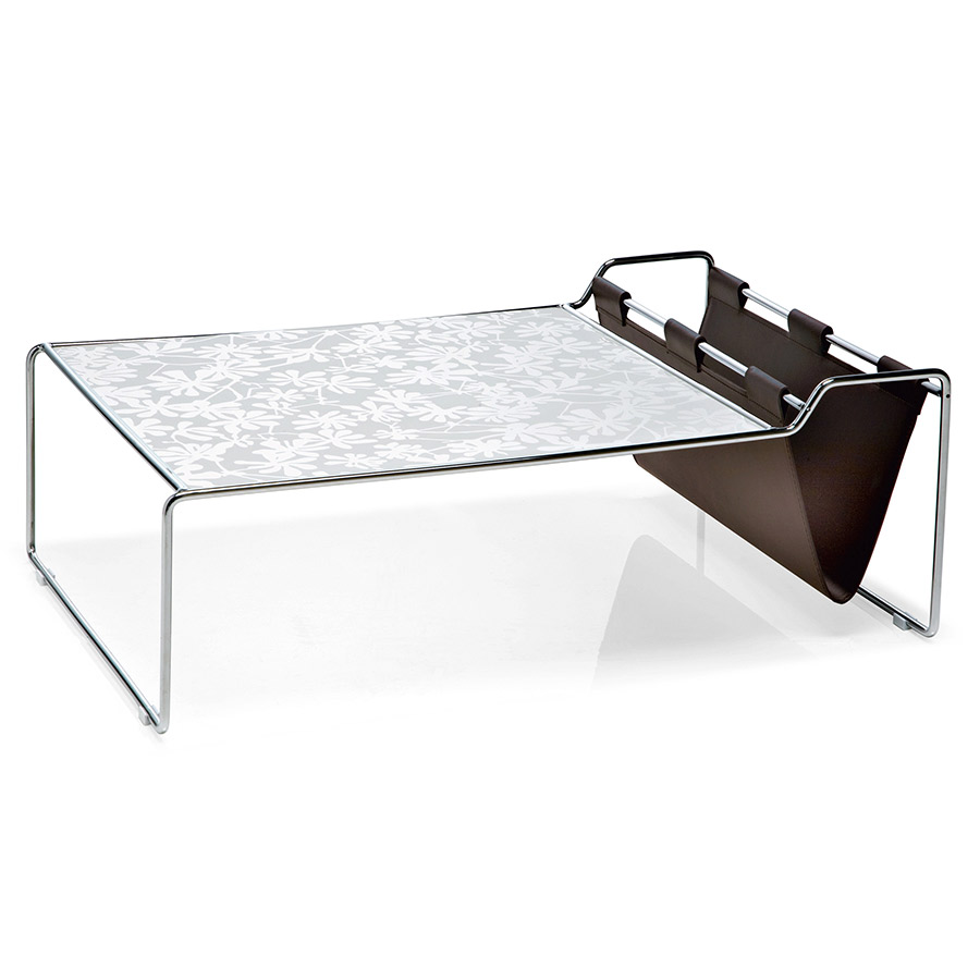 Bijou Contemporary Cocktail Table