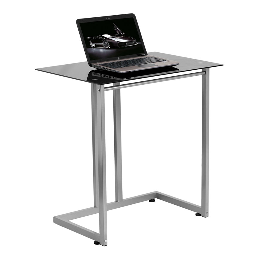 Blanca Contemporary Laptop Desk