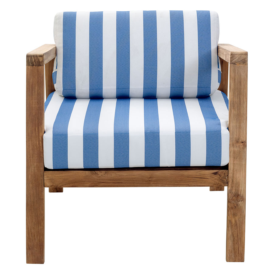 Blondie Contemporary Outdoor Lounge Chair