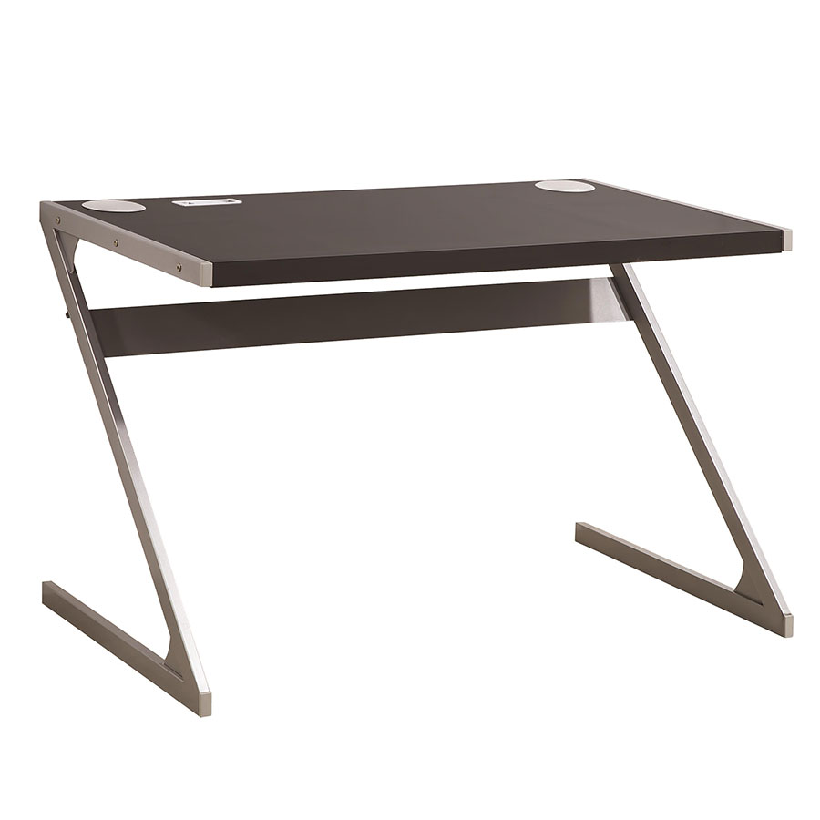 Black Modern Bluetooth Desk