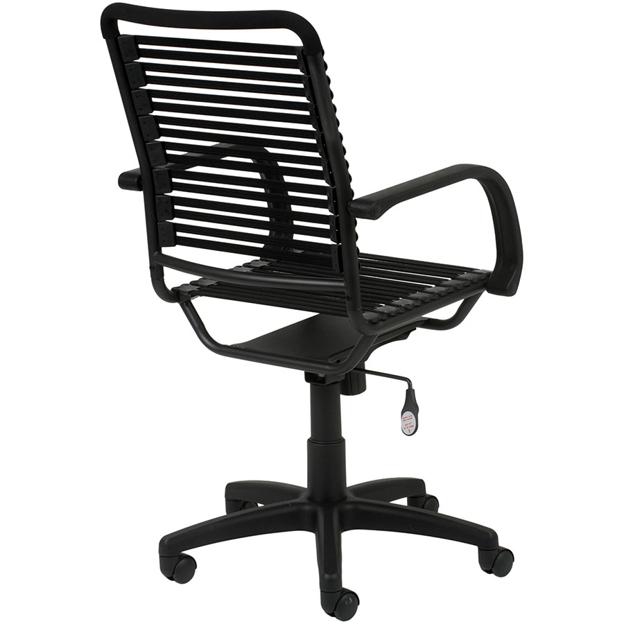 Bravo Flat High Back Office Chair - Back