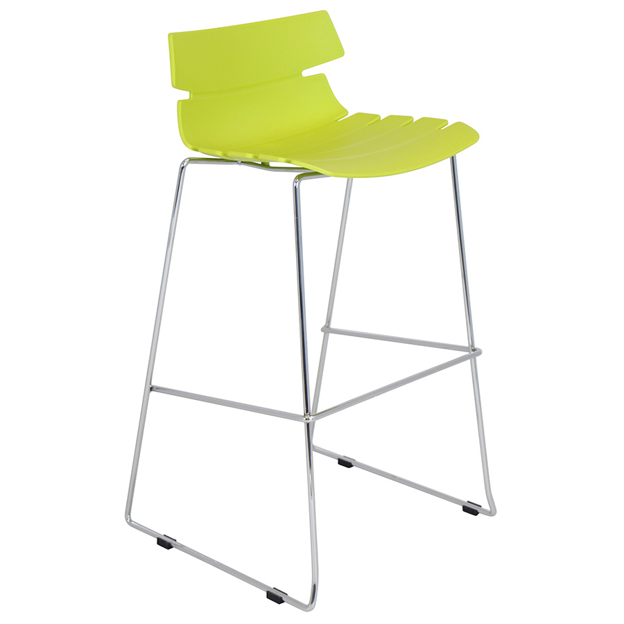 Bryant Modern Lime Green Stacking Bar Stool Eurway : bryant lime barstool from www.eurway.com size 900 x 900 jpeg 56kB