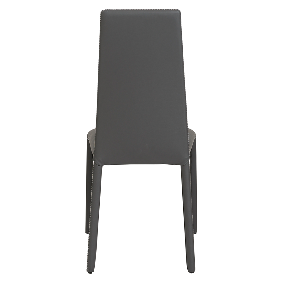 Camille Gray Modern Side Chair