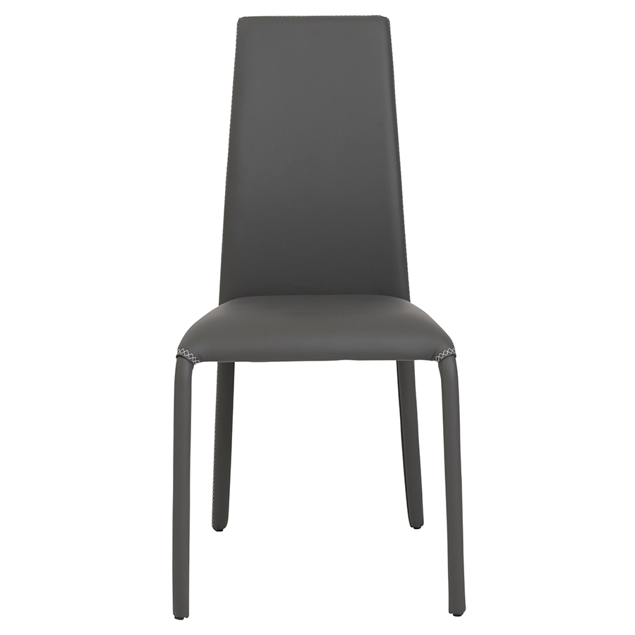 Camille Gray Contemporary Dining Chair