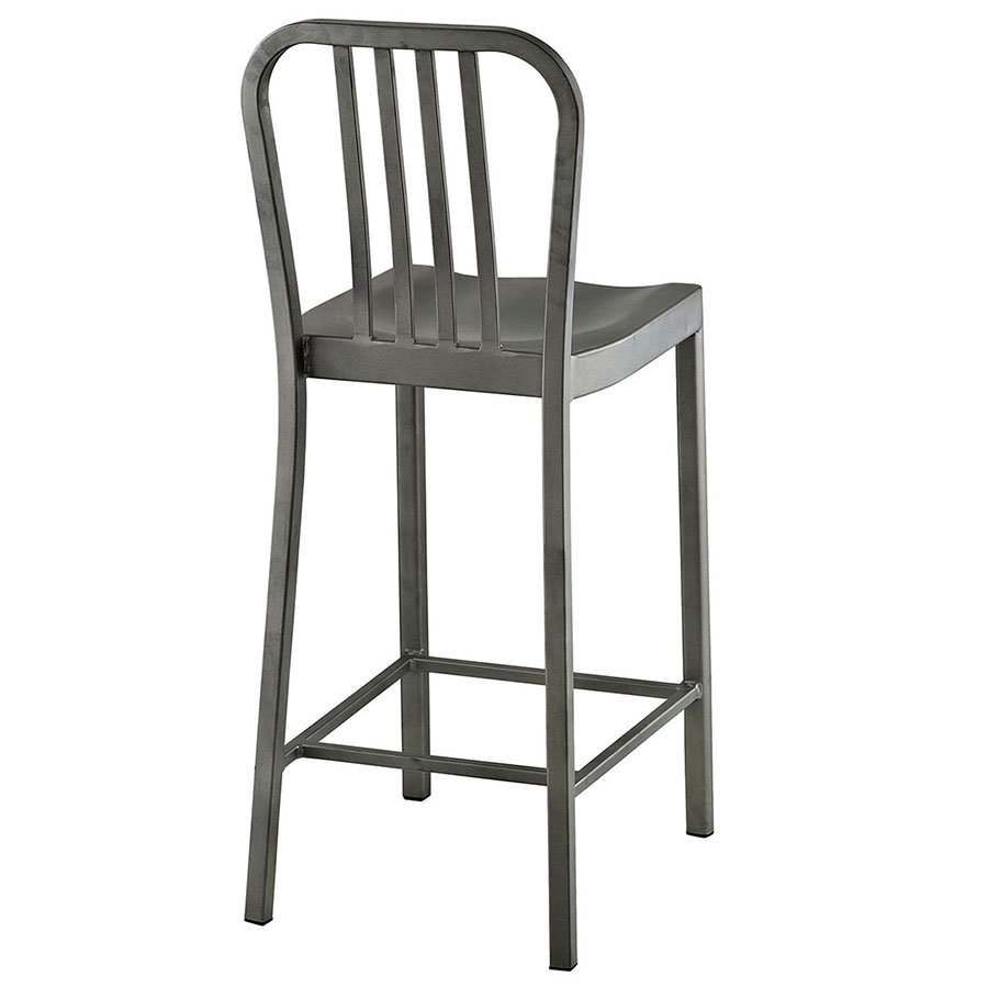 Cantwell Modern Counter Stool - Back View