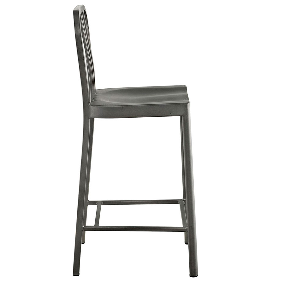 Cantwell Modern Counter Stool - Side View