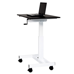 Carlsbad 40 Inch Modern Stand-Up Desk