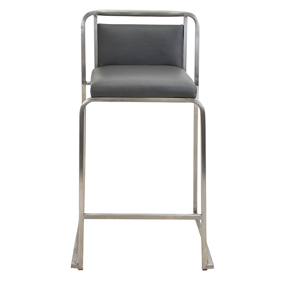Carrie Gray Contemporary Counter Stool