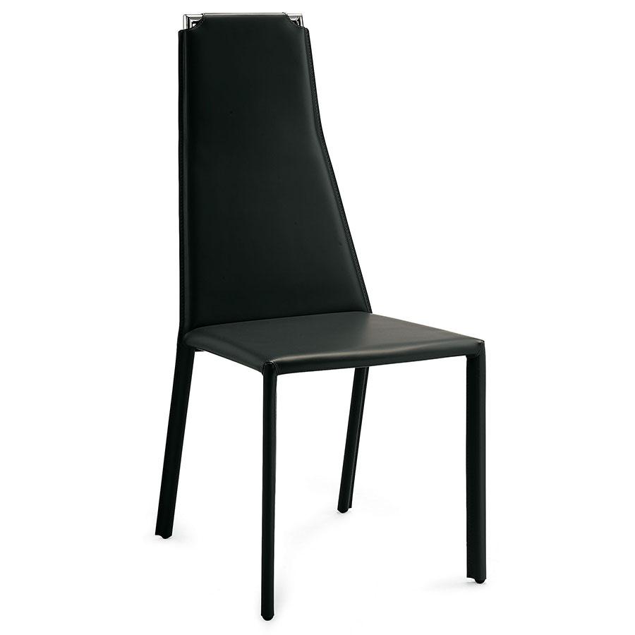 Carsten Black Modern Dining Chair