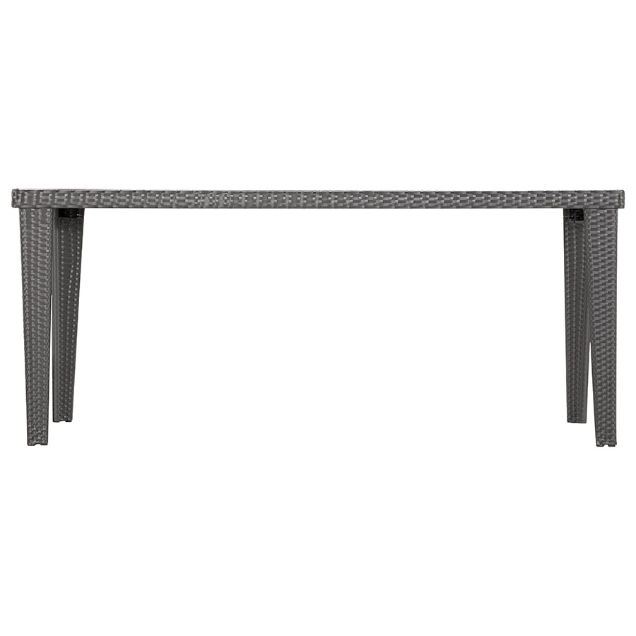 Catalina Contemporary Outdoor Dining Table