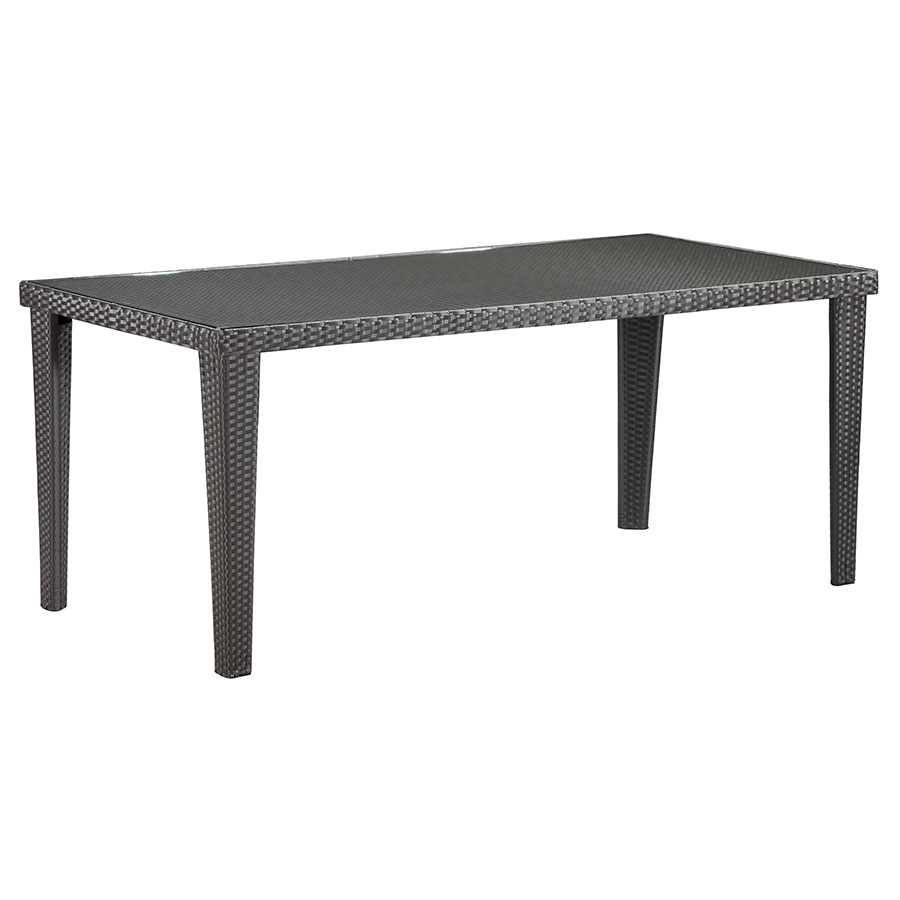 Catalina Modern Outdoor Dining Table