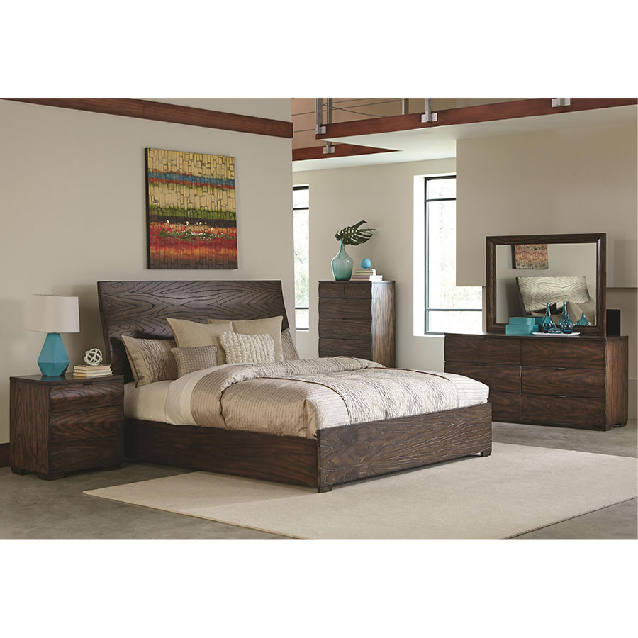 Cecilia Modern Bedroom Collection